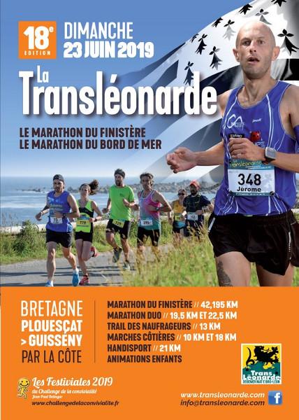Calendrier Trail Finistere.Marathon Du Finistere 18eme Edition Le 23 Juin 2019